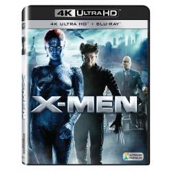 Blu-ray X-Men, UHD + BD, CZ dabing