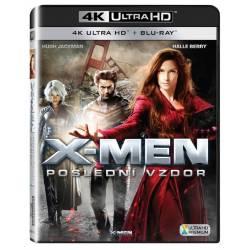 Blu-ray X-Men: Poslední vzdor, X-Men: The Last Stand