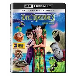 Blu-ray Hotel Transylvánie 3: Příšerózní dovolená, Hotel Transylvania 3, UHD + BD, CZ dabing