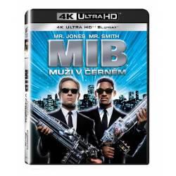 Blu-ray Muži v černém, Men in Black, UHD + BD, CZ dabing