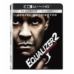 Blu-ray Equalizer 2, UHD + BD, CZ dabing