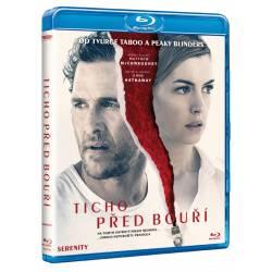 Blu-ray Ticho pred búrkou, Serenity, CZ dabing