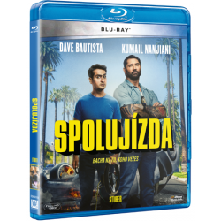 Blu-ray Spolujízda, CZ dabing