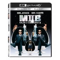 Blu-ray Muží v černém 2, Men in Black II, UHD + BD, CZ dabing