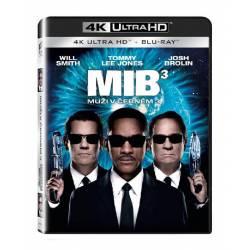 Blu-ray Muži v černém 3, Men in Black III, UHD + BD, CZ dabing