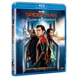 Blu-ray Spider-man: Daleko od domova (FullHD), SK dabing
