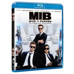 Blu-ray Muží v černém: Globální hrozba (FullHD), CZ dabing