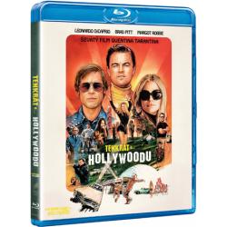 Blu-ray Tenkrát v Hollywoodu, CZ dabing