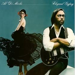 Vinyl Al Di Meola - Elegant Gypsy, Holland, 2013, 180g, Audiofilský vinyl