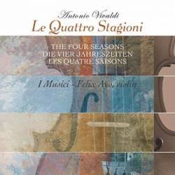 Vinyl Vivaldi, I Musici, Felix Axo – Le Quattro Stagioni, Vinyl Passion Classical, 2015, 180g