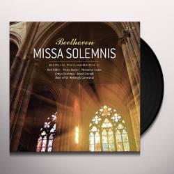 Vinyl L. van Beethoven - Missa Solemnis (Berlin Philharmonic), Vinyl Passion Classical, 2018, 2LP