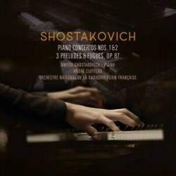 Vinyl Dmitrij Shostakovich - Piano Concertos 1 & 2, Vinyl Passion Classical, 2019
