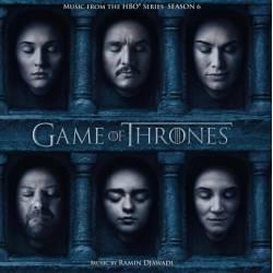 Vinyl Ramin Djawadi - Game of Thrones Soundtrack Séria 6, Music on Vinyl, 2016, 3LP, 180g