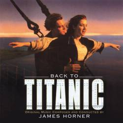 Vinyl Back To Titanic OST, Music on Vinyl, 2018, 2LP, 180g, HQ, Gatefold Sleeve, Coloured Golden Vinyl