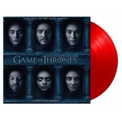 Vinyl Ramin Djawadi - Game Of Thrones 6 Soundtrack, Music On Vinyl, 2018, 3LP, 180g, HQ, Coloured Vinyl