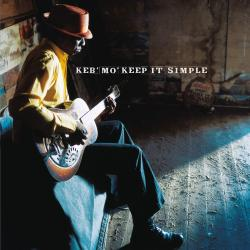 Vinyl Keb'Mo' - Kepp It Simple, Music On Vinyl, 2019, 180g, HQ, Coloured Vinyl