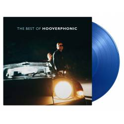Vinyl Hooverphonic - Best of Hooverphonic, Music on Vinyl, 2020, 3LP, Priesvitný modrý vinyl