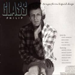 Vinyl Philip Glass - Songs From Liquid Days, Music on Vinyl, 2020, 180g, Deluxe edícia