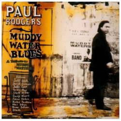 Vinyl Paul Rodgers – Muddy Water Blues, Music on Vinyl, 2020, 2LP, 180g, Oranžový vinyl