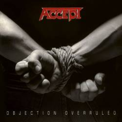 Vinyl Accept - Objection Overruled, Music on Vinyl, 2020, 180g