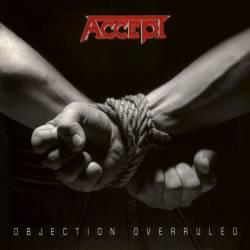 Vinyl Accept - Objection Overruled, Music on Vinyl, 2020, 180g