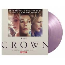 Vinyl Soundtrack - The Crown Season 4, Music On Vinyl, 2020, 180g, Farebný vinyl, Limitovaná edícia