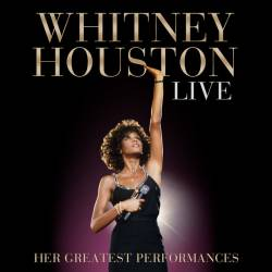 CD Whitney Houston - Live: Her Greatest Performances, Arista, 2014, CD + DVD