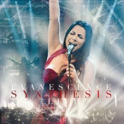 Vinyl Evanescence - Synthesis Live, Music on Vinyl, 2020, 2LP, 180g, priesvitný červený vinyl, 4 stranový brožúrka