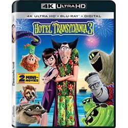 Blu-ray Hotel Transylvánia 3: Strašidelná dovolenka, UHD + BD, SK dabing