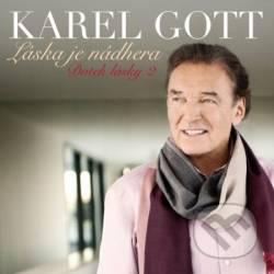 Vinyl Karel Gott - Láska je nádhera (Dotek lásky 2), Supraphon