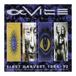 CD Alphavile - First Harvest, Warner Brothers, 1992