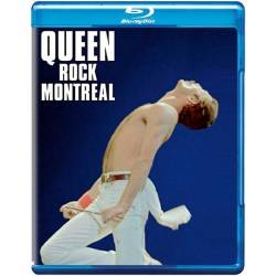 Blu-ray Queen - Rock Montreal / Live Aid, Eagle Rock Entertainment, 2016
