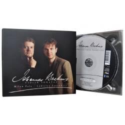 CD/FLAC 5 kanál Brahms - Violin Sonatas (Paľa, Fanzowitz)