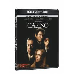 Blu-ray Casino, UHD + BD, CZ dabing