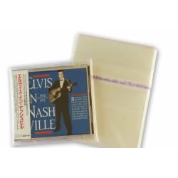 Ochranný vonkajší obal CD JewelCase Box