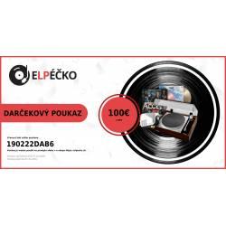 Darčekový poukaz v hodnote 100€ s DPH