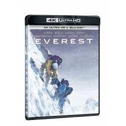Blu-ray Everest, UHD + BD, CZ dabing