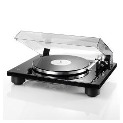 Gramofón Thorens TD 206 Čierna lesklá