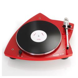 Gramofón Thorens TD 209 Červená lesklá