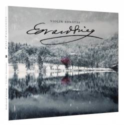 CD/FLAC 5 kanál Grieg - Violin sonatas (Milan Pala), 2CD