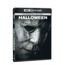 Blu-ray Halloween, UHD + BD, CZ dabing