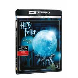 Blu-ray Harry Potter a Fénixův řád, UHD + BD, CZ dabing