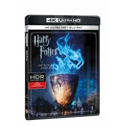 Blu-ray Harry Potter a ohnivý pohár, UHD + BD, CZ dabing