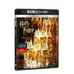 Blu-ray Harry Potter a princ dvojí krve, UHD + BD, CZ dabing