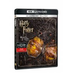 Blu-ray Harry Potter a relikvie smrti část 1, UHD + BD, CZ dabing