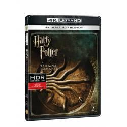 Blu-ray Harry Potter a tajemná komnata, UHD + BD, CZ dabing