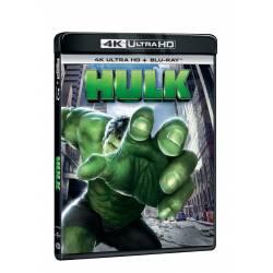 Blu-ray Hulk, UHD + BD, CZ dabing