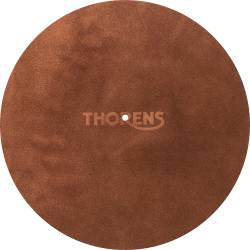 Podložka Thorens Leather Mat Hnedá koža