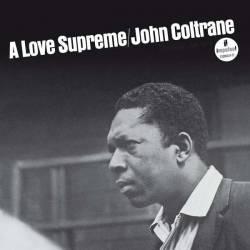 Vinyl John Coltrane - A Love Supreme, Universal, 2019, Priehľadný vinyl
