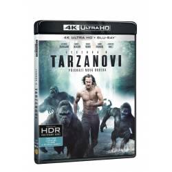 Blu-ray Legenda o Tarzanovi, UHD + BD, CZ dabing